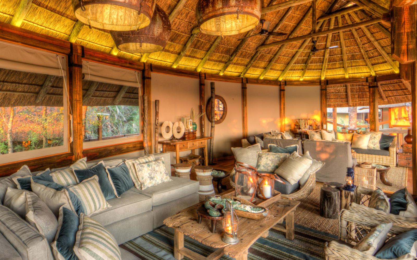 5 Day Botswana Luxury Safari Combo