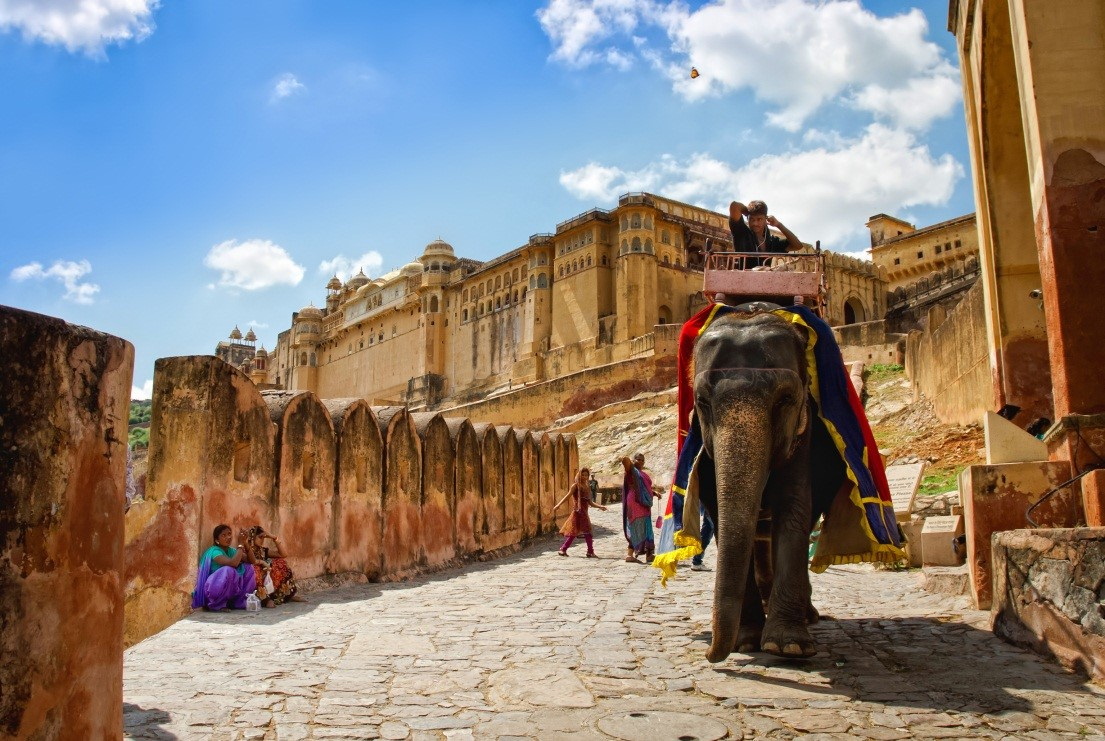 7 Day Golden Triangle Guided Tour of India