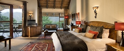 Kwa Maritane Executive Room
