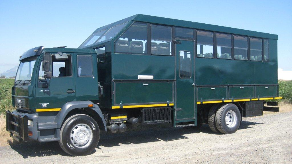 Overland Truck Charters in Tanzania