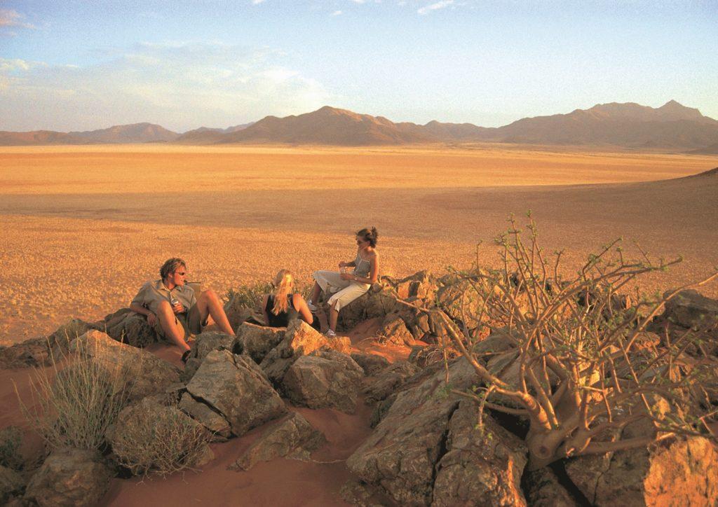 Namibian Desert Tour