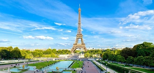 France holidays with Getaway Africa