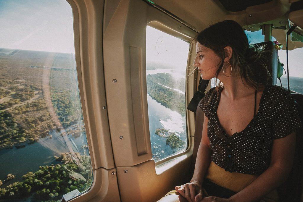 Victoria Falls Helicopter Tour