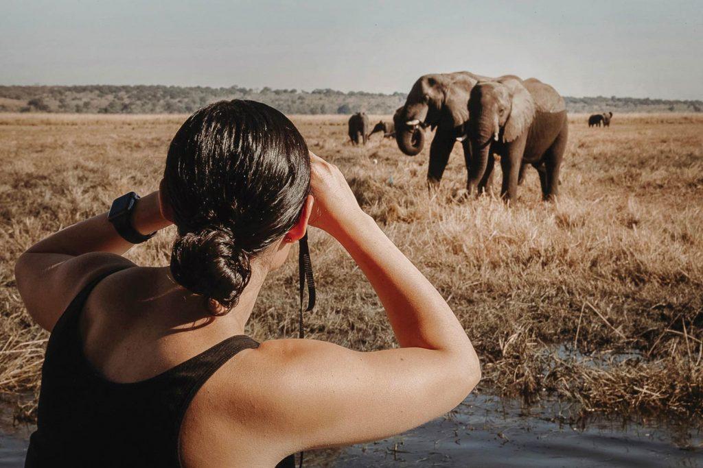 Safari escape to Chobe in Botswana