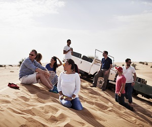 Dubai Dune Safari
