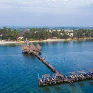 Paradise Beach Resort Jetty