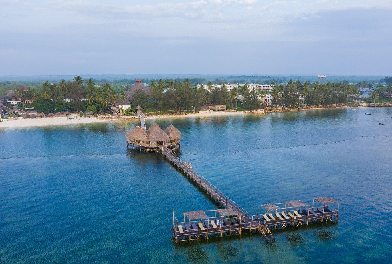 Paradise Beach Resort Zanzibar Holiday
