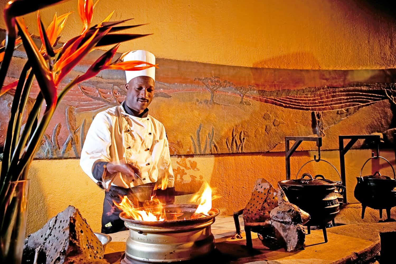 Hazyview Shangaan Culture Dance & Dinner