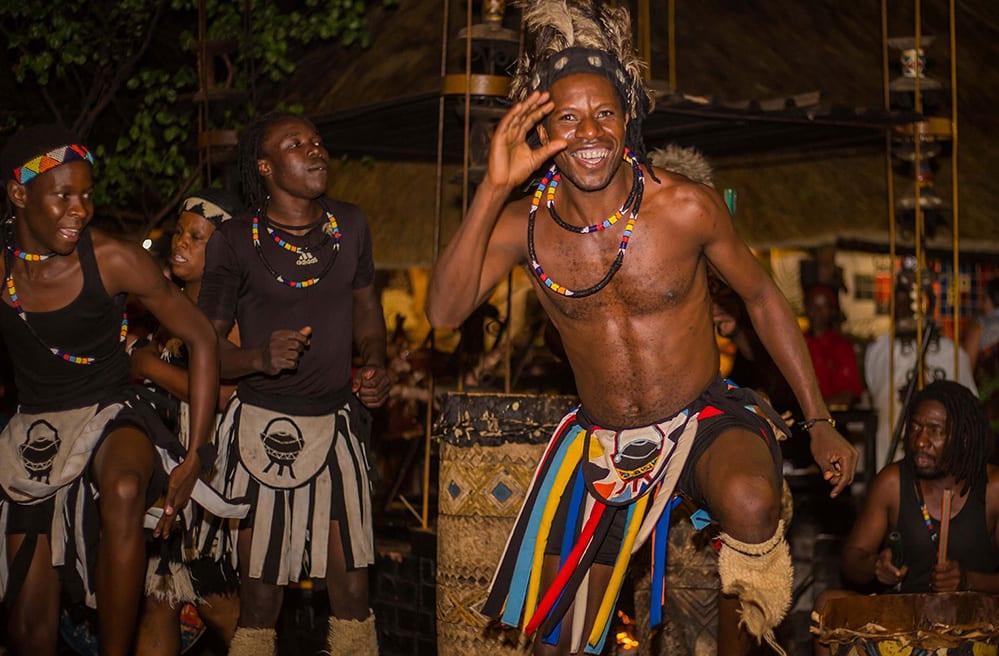 Victoria Falls Safari Lodge Holiday