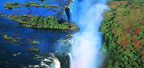 Victoria falls holidays with Getaway Africa