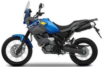 Yamaha Tenere XT660 Rental in Africa