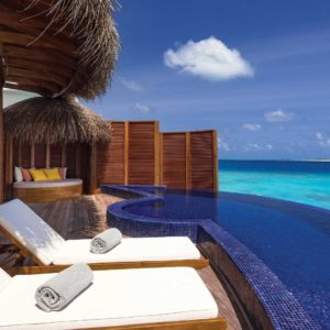Luxury Accommodation in Maldives at OBLU Select at Sangeli Maldives