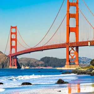 10 Day California and Western USA Holiday Package