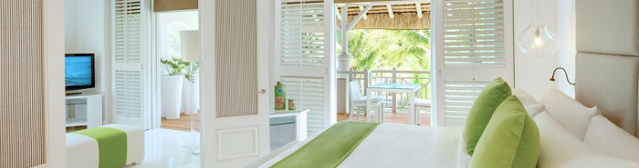 Lux Belle Mare Honeymoon Suite