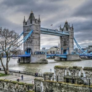 7 Day London and Paris Holiday by Rail