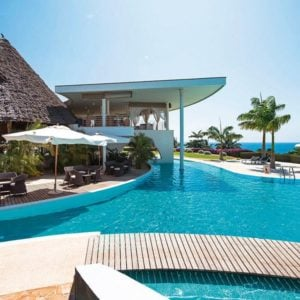 RIU Palace Zanzibar Modern Pool