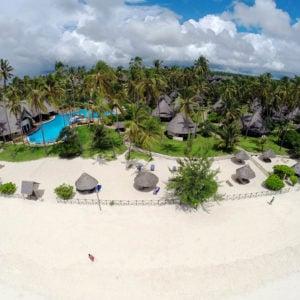 Ocean Paradise Zanzibar Beach