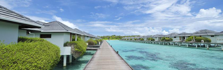 Sun Island Resort Maldives Water Bungalow