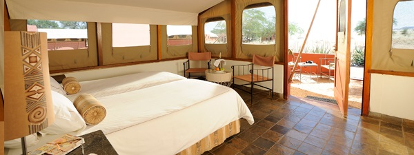 Sossusvlei Lodge Room