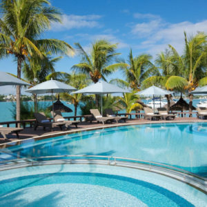 Pool at Veranda Grand Baie Mauritius