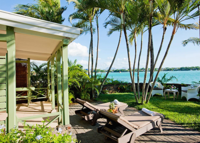 Room Beach View at Veranda Mauritius