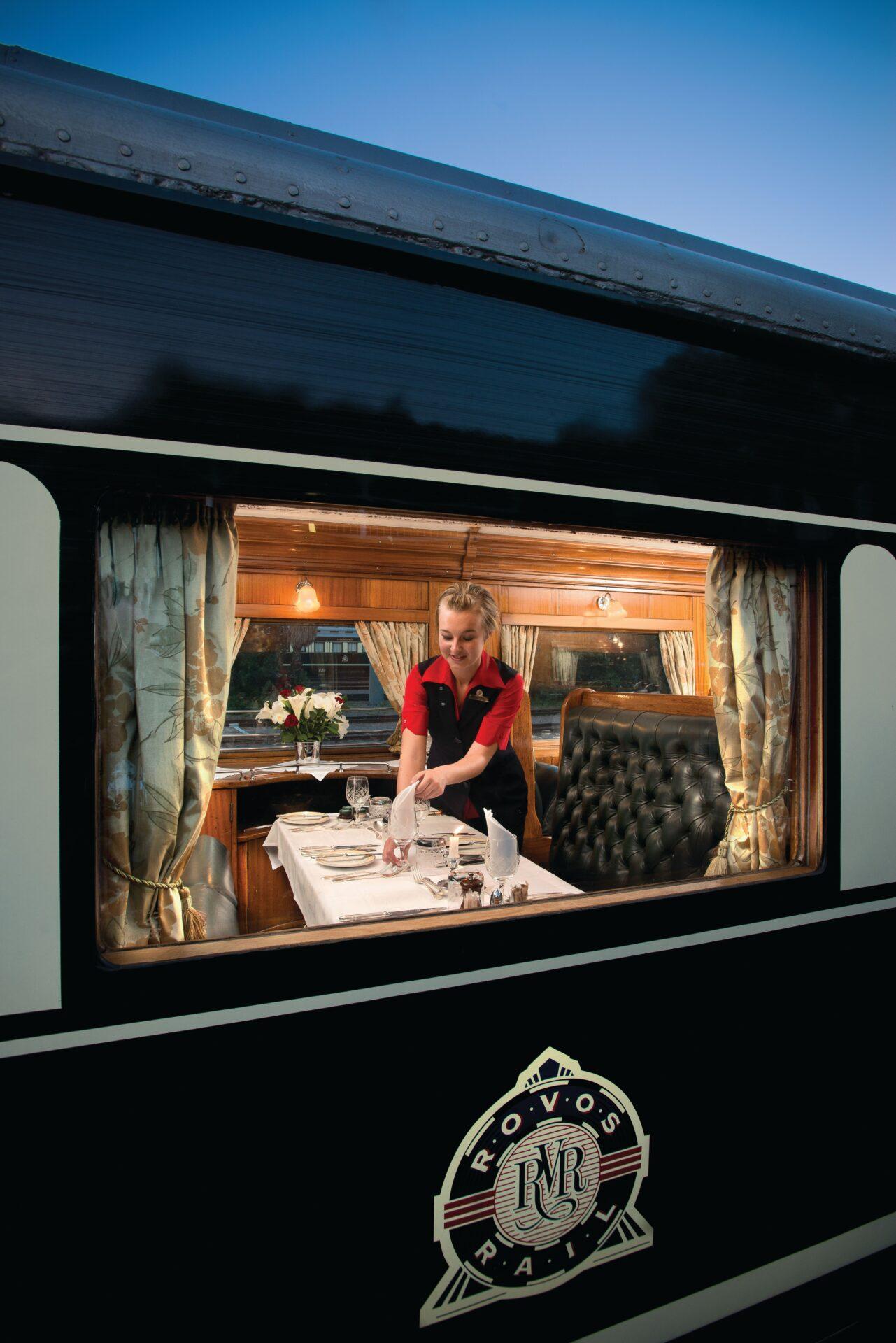 15 Days Grand Africa Train Tour Journey