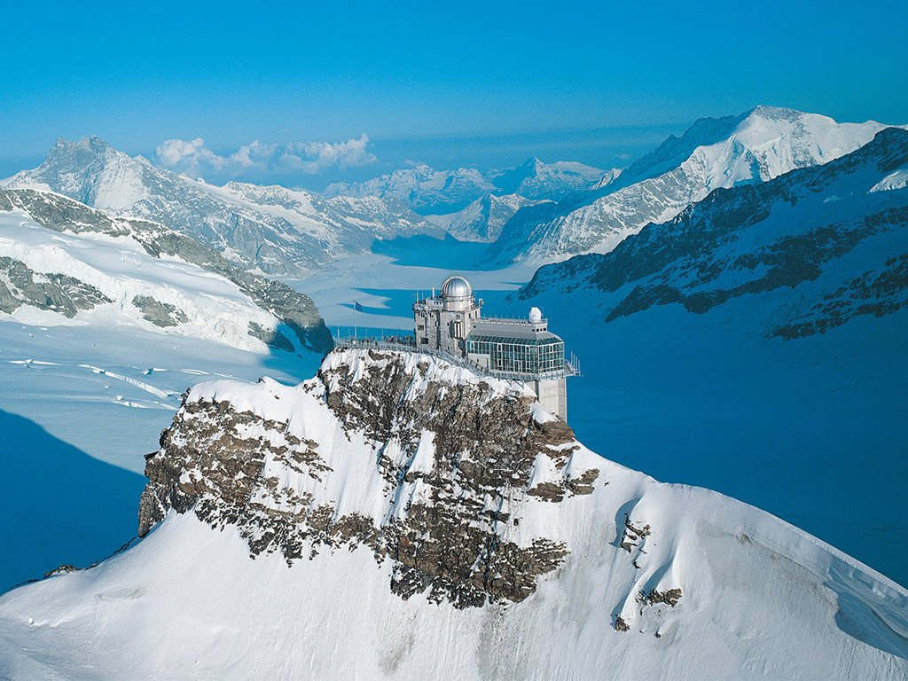8 Day France, Italy & Swiss Alps by Rail