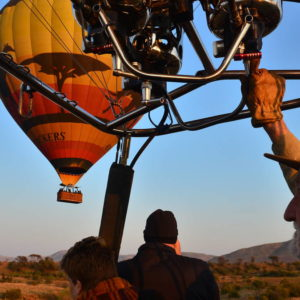 Hot Air Balloon Rides from Sun City