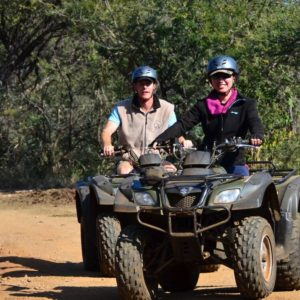 Quadbike Trails in Sun City
