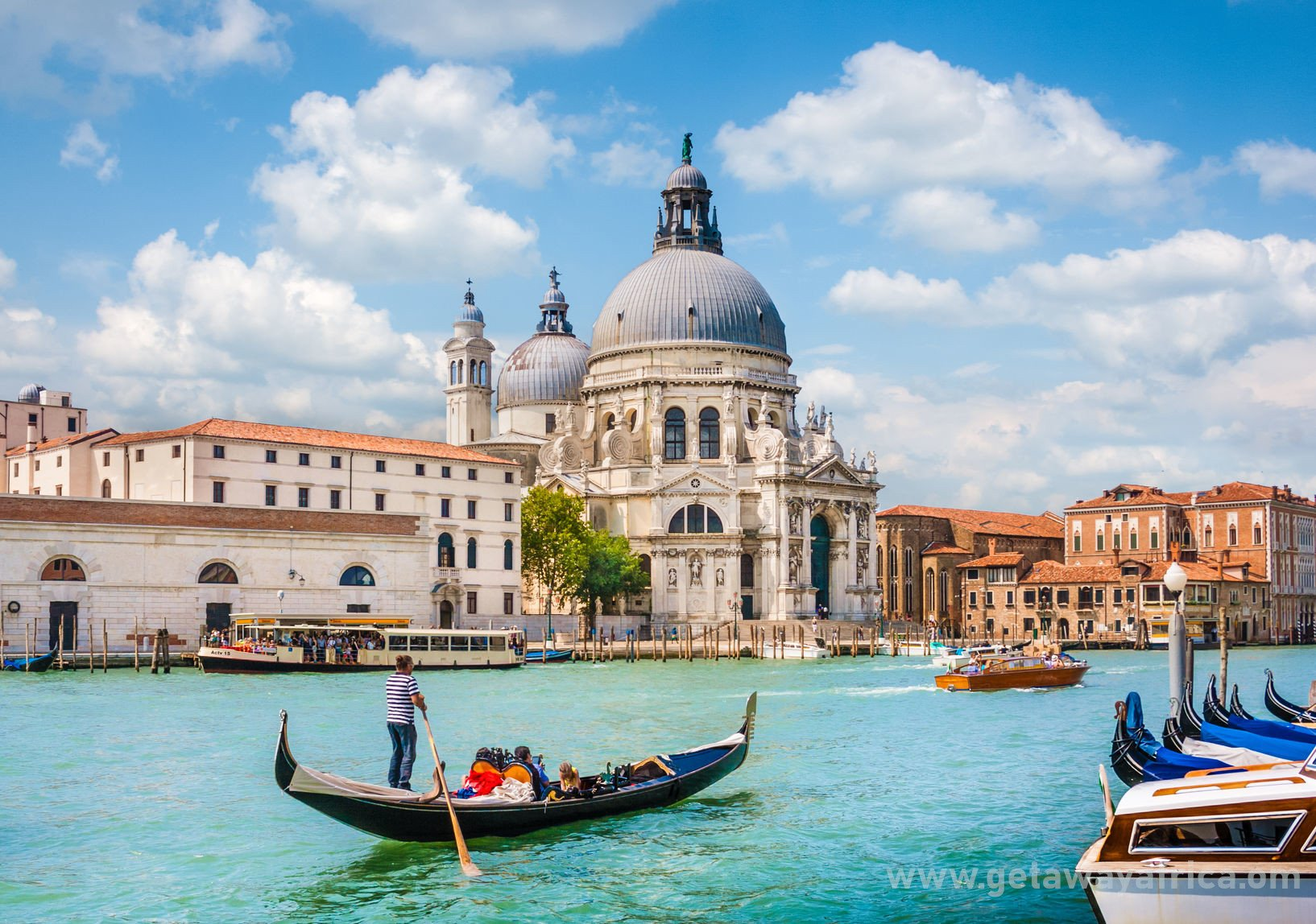 8 Day Italy Rail Package