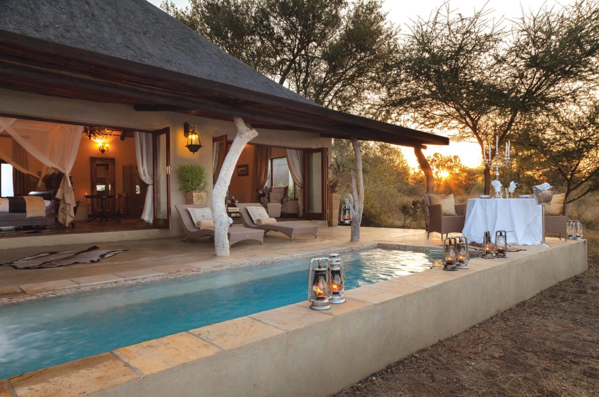 4 Day Kings Camp Luxury Safari