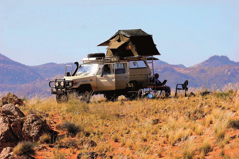 Tents & Tracks