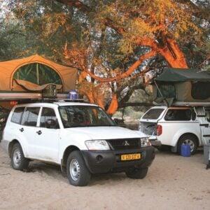 23 Day Namibia Camping Self Drive