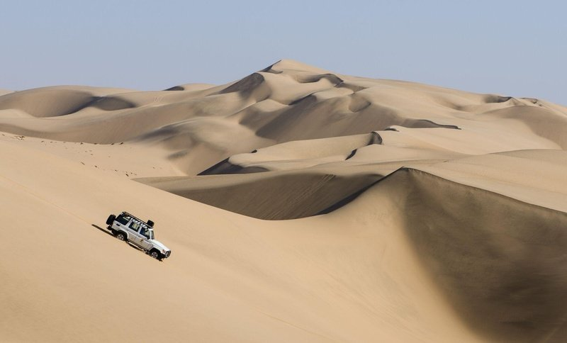 6 Day Faces of Namib Self Drive Expedition
