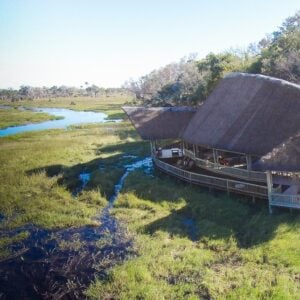 Moremi Crossing Okavango Delta Fly-in