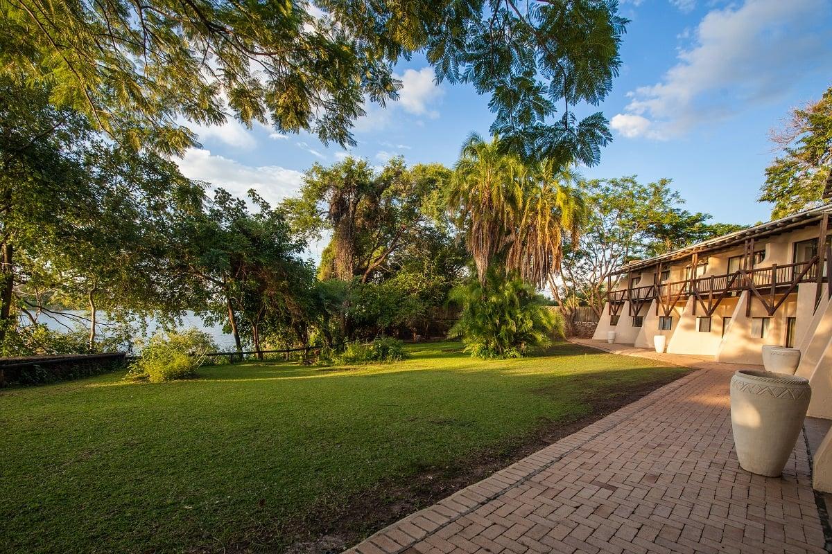 Chobe Safari Lodge Fly-in
