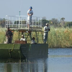 Lagoon Camp Okavango Delta Fly-in
