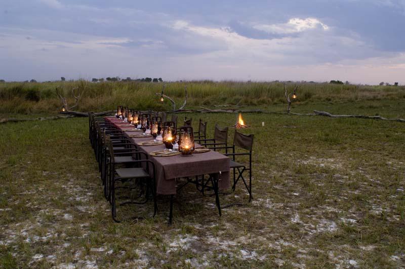 Lebala Camp Kwando Private Reserve Fly-in