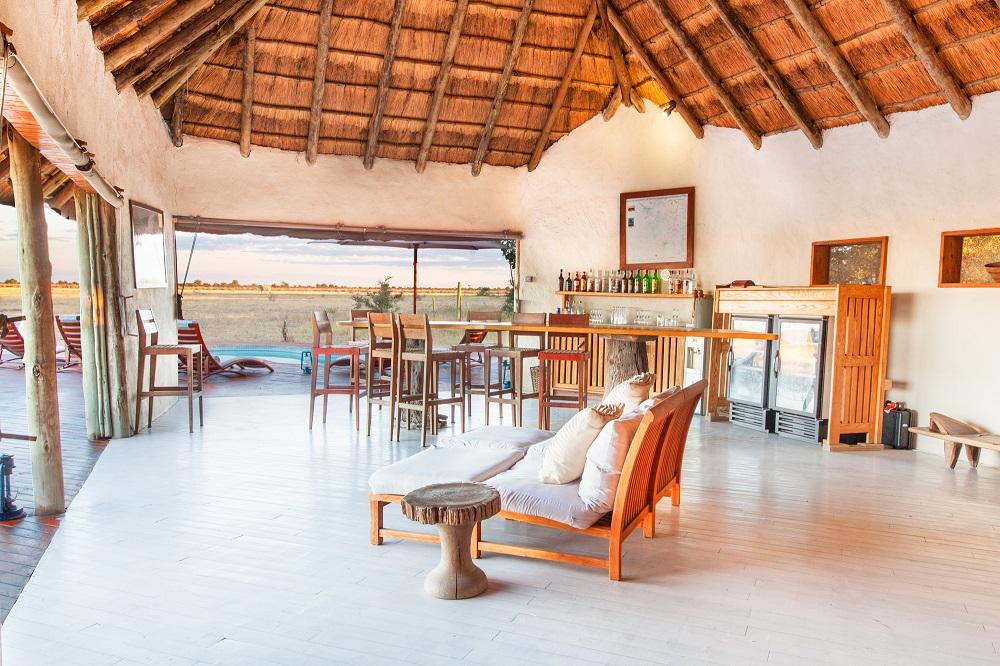 Nxai Pan Camp Lounge