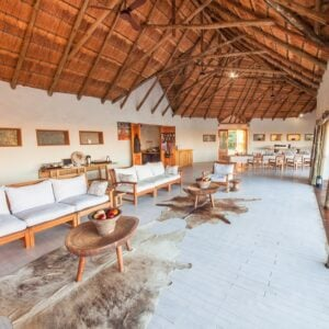 Nxai Pan Camp Fly-in