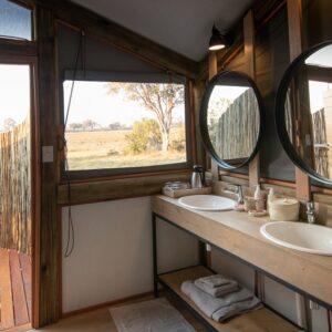 Splash Camp Okavango Delta Fly-in