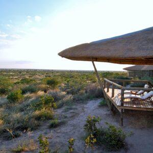Tau Pan Camp Kalahari Desert Fly-in