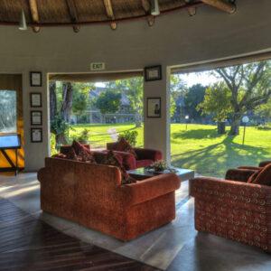 A'Zambezi River Lodge Victoria Falls Fly-in
