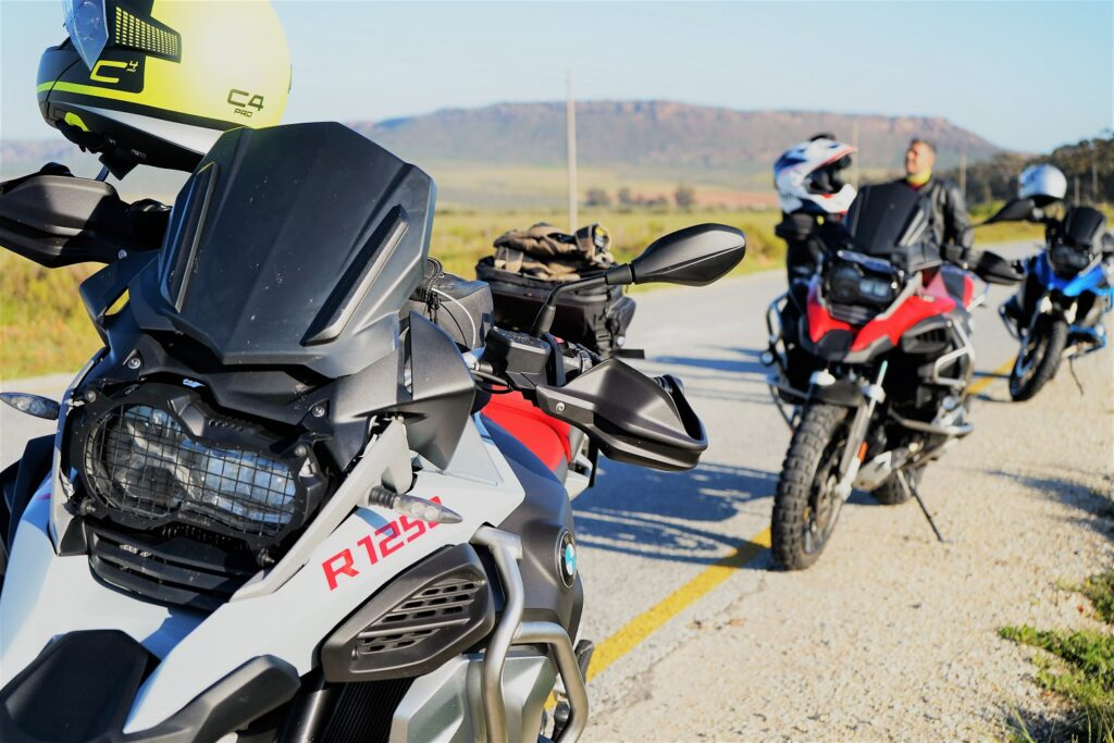South African Motorcycle Road Trip