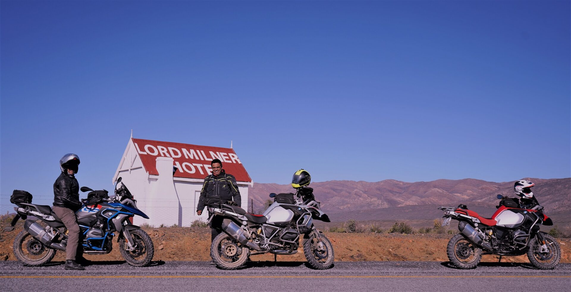 15 Day Grand South Africa Motorcycle Tour