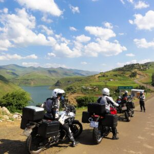 17 Day Victoria Falls & Beyond Motorcycle Tour