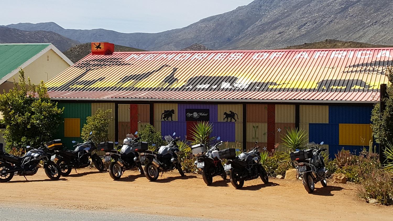 11 Day Garden Route Explorer Motorcycle Tour